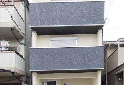 3-storey house